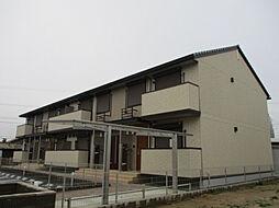 アイリスハイツ[2階]の外観