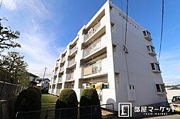 愛知県岡崎市小呂町字2丁目の賃貸マンションの外観