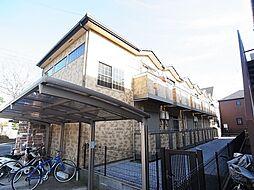 東京都町田市忠生3丁目の賃貸アパートの外観