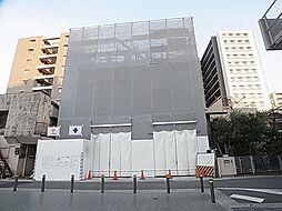 東京都足立区千住橋戸町の賃貸マンションの外観