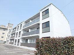 ガーデンヒルズ六高台B棟[203号室]の外観