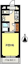 DINO[3階]の間取り