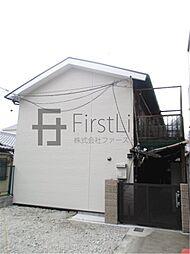 [テラスハウス] 京都府京都市伏見区成町 の賃貸【/】の外観