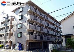 シャンポール東栄[3階]の外観
