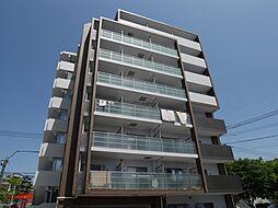 福岡県福岡市南区横手1丁目の賃貸マンションの外観