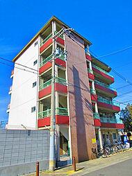 大阪府大阪市住之江区御崎7丁目の賃貸マンションの外観