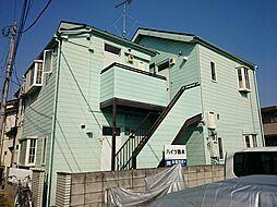 ハイツ鈴木[2階]の外観