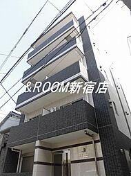 東京都中野区江古田2丁目の賃貸マンションの外観