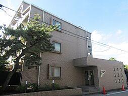 千葉県千葉市稲毛区黒砂1丁目の賃貸マンションの外観