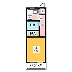 【敷金礼金0円!】サンメゾン24 C棟