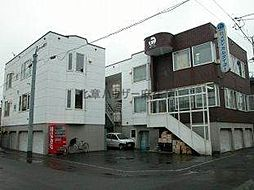 エステート新川[3階]の外観