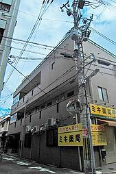 北村マンション[2階]の外観