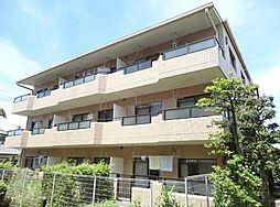 愛知県長久手市杁ケ池の賃貸マンションの外観