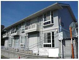 神奈川県茅ヶ崎市茅ヶ崎の賃貸アパートの外観