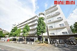 兵庫県伊丹市千僧5丁目の賃貸マンションの外観