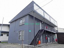 北海道札幌市東区北十七条東9丁目の賃貸アパートの外観