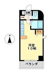 ファンタジア21[1階]の間取り