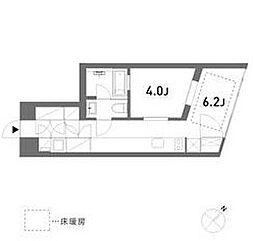 Treform[5階]の間取り