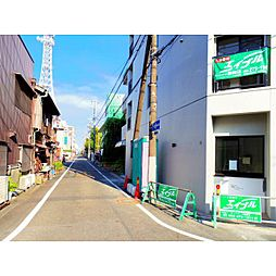 静岡県静岡市葵区屋形町の賃貸マンションの外観