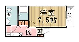 JM FUJISTA 10[302号室]の間取り