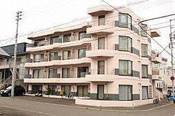 北海道札幌市白石区栄通6丁目の賃貸マンションの外観