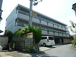 南滋賀ヒューマンハイツ[205号室号室]の外観