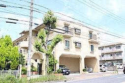 愛知県名古屋市名東区社が丘3丁目の賃貸マンションの外観