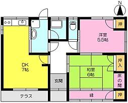 [一戸建] 佐賀県佐賀市神野東3丁目 の賃貸【/】の外観