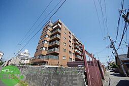 大阪府東大阪市若江北町2丁目の賃貸マンションの外観