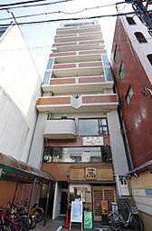 京都府京都市中京区御倉町の賃貸マンションの外観