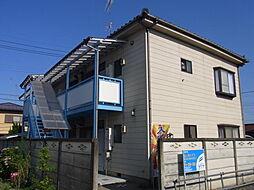 山ノ内ハイツ[202号室]の外観