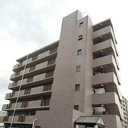 ベルシャイン竹原B棟[6階]の外観