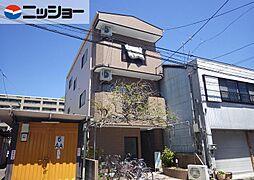 March伊奈[2階]の外観