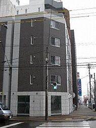 エヴァンスコート南1条[4階]の外観