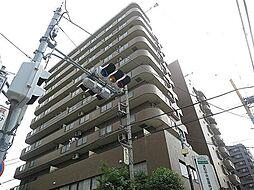 南浦和パインマンション[8階]の外観