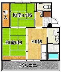 【敷金礼金0円!】ビレッジハウス直方 5号棟
