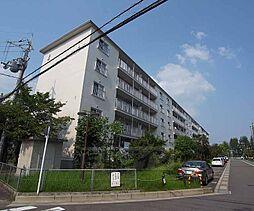京都府長岡京市八条が丘2丁目の賃貸マンションの外観