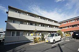 千葉県柏市増尾1丁目の賃貸アパートの外観