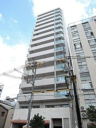 エステムコート南堀江IIIチュラ[12階]の外観