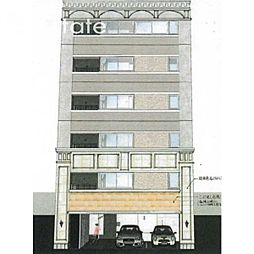 プランベイム滝子通[6階]の外観