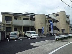 兵庫県姫路市御立中3丁目の賃貸マンションの外観
