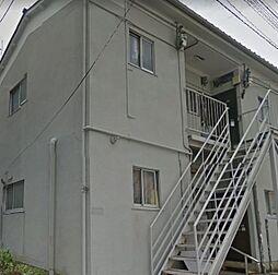 コーポ徳田[2階]の外観