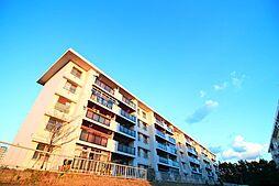 狩口台住宅21号棟[4階]の外観