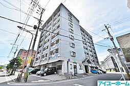 KMマンション八幡駅前I[8階]の外観