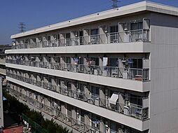 セントラルマンション[405号室]の外観
