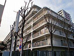 川崎セントラルコーポ[3階]の外観