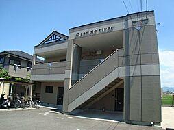 滋賀県東近江市小池町の賃貸アパートの外観