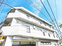 神奈川県藤沢市大鋸1丁目の賃貸マンションの外観