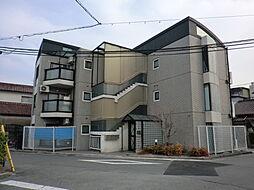 兵庫県尼崎市東園田町6丁目の賃貸マンションの外観