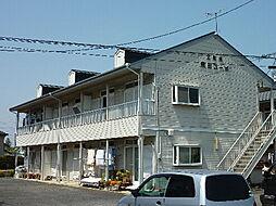 飛田コーポ A棟[202号室]の外観